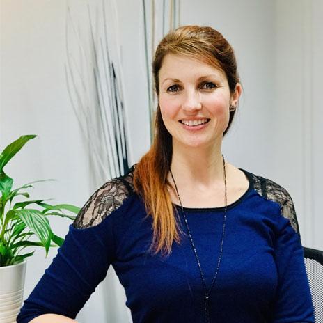 Barbara Mouny, Secrétaire de direction, membre de l'équipe de conseillers de Prologis
