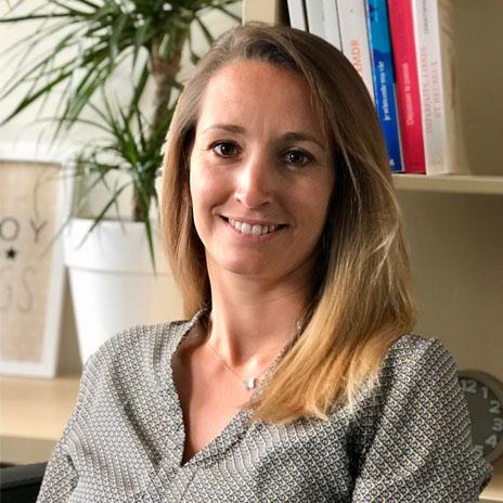 Laetitia Caron, Psychologue, membre de l'équipe de conseillers de Prologis