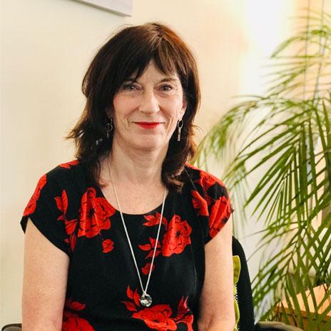 Dr Elisabeth Pellerey,  Médecin psychiatre FMH, membre de l'équipe de conseillers de Prologis