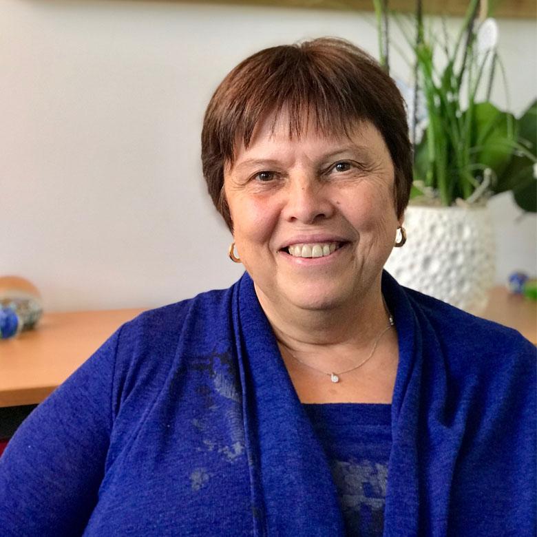 Dr. Christine Davidson, Médecin psychiatre FMH – répondant de l'institution, membre de l'équipe de conseillers de Prologis