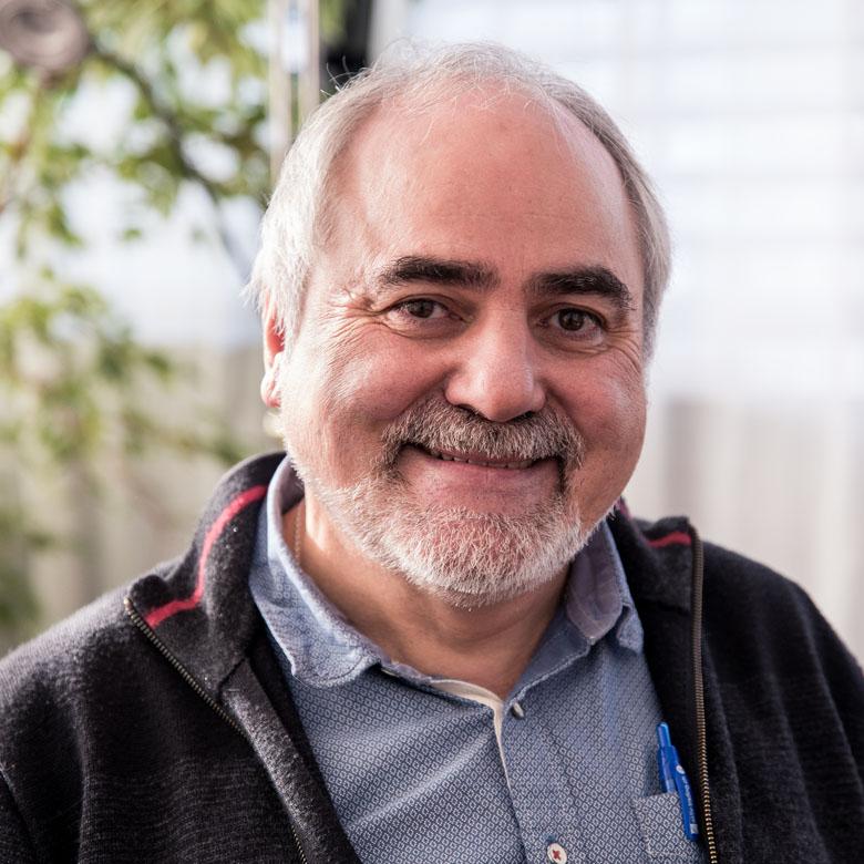 Philippe Maso, Directeur des soins, membre de l'équipe de conseillers de Prologis